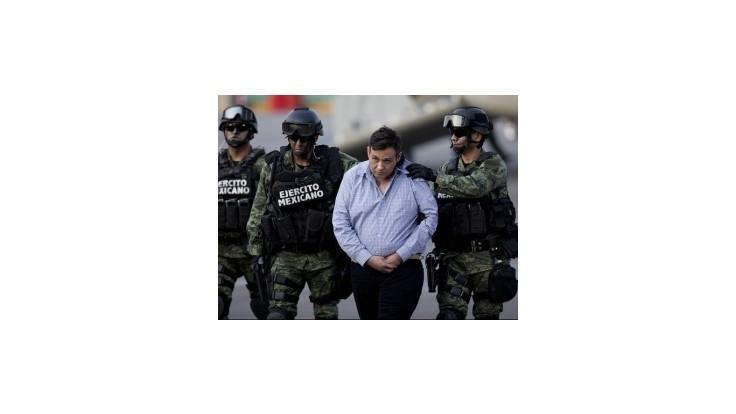 Mexická polícia zadržala vodcu brutálneho drogového kartelu Zetas
