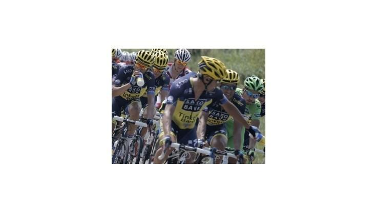 Sagan prvýkrát bok po boku s Contadorom