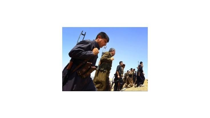 Kurdským pešmergom sa podarilo vytlačiť sily IS z okolia Kirkúku