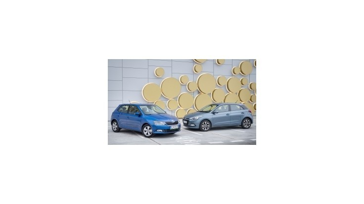 Porazí Hyundai i20 stálicu od Škody? Fabia vs. i20