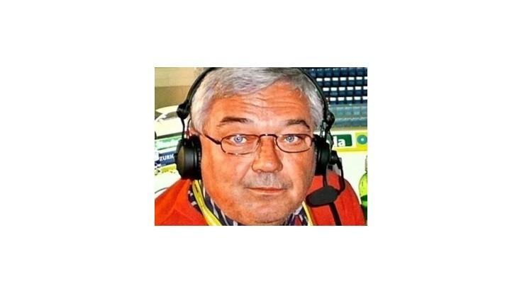Zomrel obľúbený športový komentátor Ivan Niňaj