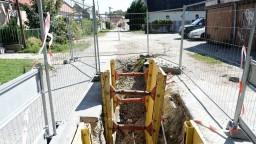 Pri výstavbe kanalizácie v Rusovciach našli unikátny nález z rímskych čias