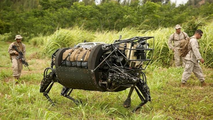 Armáda sa zľakla nového vynálezu, robotické zvieratá sú príliš hlučné
