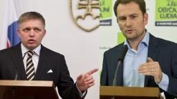 Fico obvinil Matoviča z klamstva, ten ho označil za mentálneho chudáka