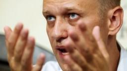 Navaľný podal na Putina žalobu, súd sa ňou odmietol zaoberať