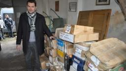 Policajti prišli do domu Matovičovej babky prevziať účtovníctvo