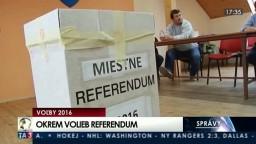 Obyvatelia Čičavy odsúhlasili v referende odvolanie starostky
