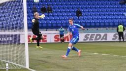 Futbalová dvadsaťjednotka si poradila s Estónskom, Hapal je spokojný