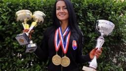 Slováci priniesli z ME v kulturistike a fitness sedem zlatých medailí