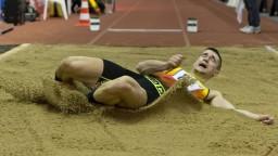 Trojskokan Veszelka triumfoval v Dessau, k rekordu mu chýbal centimeter