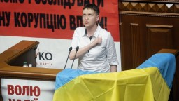 Savčenková sa stala poslankyňou. Chce bojovať za väznených Ukrajincov