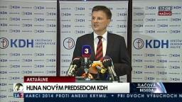 TB strany KDH po skončení snemu