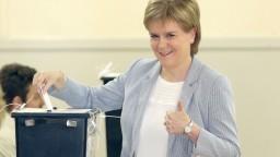 Škótska premiérka skúsi zabrániť Británii v odchode z EÚ