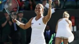Rybáriková postúpila do 2. kola štvorhry, Cibulková v osemfinále Wimbledonu