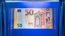 Európska centrálna banka zabojuje proti falšovateľom novou bankovkou