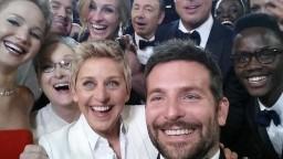 Moderátorka vysvetlila, ako vznikla slávna selfie z Oscarov