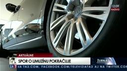 Primátor zadĺženej Žiliny sa bude predsa len voziť v luxusnej limuzíne