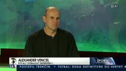 HOSŤ V ŠTÚDIU: Alexander Vencel ml. o svojom pôsobení vo FIFA