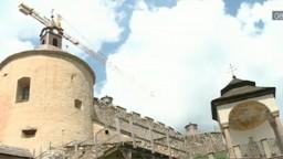 Oprava hradu Krásna Hôrka je vo finálne, turisti si musia ešte počkať