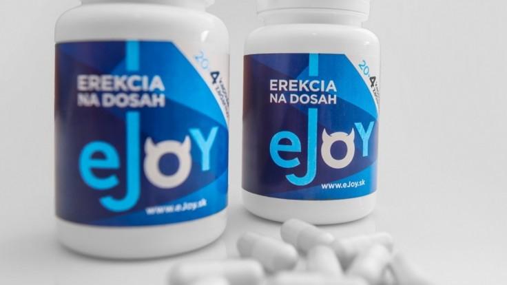 eJoy - prírodné tabletky na erekciu, ktoré stoja za vyskúšanie