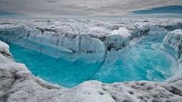 Krásny úkaz v Antarktíde je v skutočnosti obrovským problémom