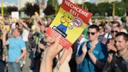 V Košiciach opäť protestovali proti novému systému parkovania