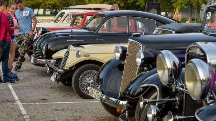 Piaty ročník rallye Krištáľové krídlo odštartoval v Záhorskej Bystrici