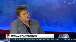 HOSŤ V ŠTÚDIU: J. Ľupták o festivale komornej hudby Konvergencie