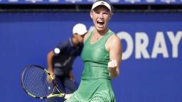 Tenistka Caroline Wozniacka získala svoj 24. titul