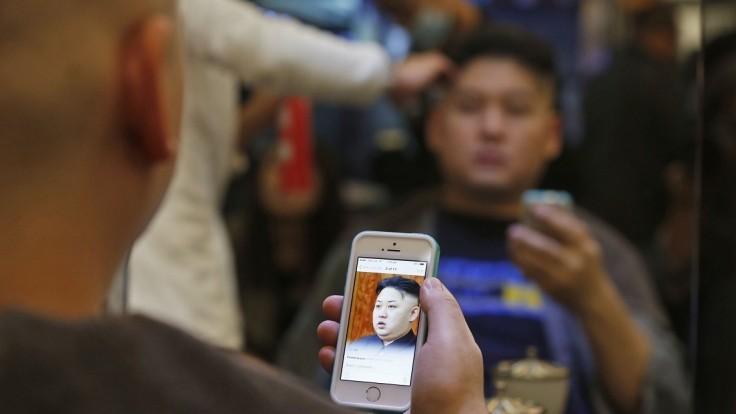 Toto je severokórejský internet. Predpotopná grafika aj Kimov Facebook