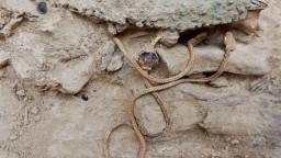 Skutočný pán prsteňov žil pred tisícročiami v Grécku. Odhalili jeho hrob
