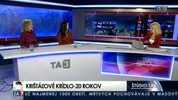 HOSTIA V ŠTÚDIU: M. Vaškovičová a K. Srkala o ocenení Krištáľové krídlo