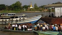 V Mjanmarsku sa potopila loď, zahynuli desiatky ľudí