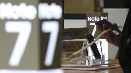 Samsung po zastavení predaja vlajkového telefónu odškodní dodávateľov