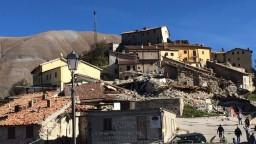 Taliansko postihlo zemetrasenie, ešte sa spamätáva z nedávnych otrasov