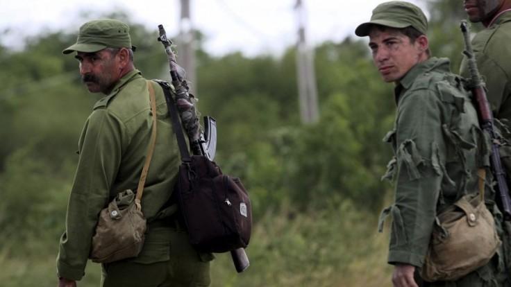 Súčasne s Trumpovým víťazstvom oznámila Kuba vojenské cvičenie