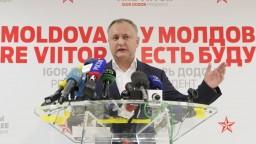 Novým moldavským prezidentom je proruský kandidát Dodon