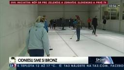 Redaktori TA3 nás úspešne reprezentovali v curlingu, získali bronz