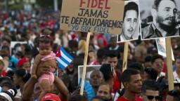 Kubánci vzdali hold Castrovi, zakážu po ňom pomenovať ulice