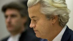 Ultrapravičiara Wildersa uznali vinným, trest mu však neudelili