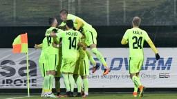 Žilina oslávila vydarenú sezónu, doma rozstrieľala Michalovce
