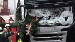 Kamión z vianočného útoku v Berlíne zrejme skončí v múzeu
