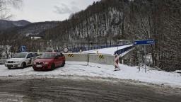 Most cez nádrž Ružín je uzavretý, Košice zjednodušia cestu