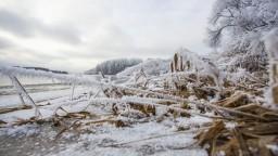 Predĺžený víkend bude arktický, mráz znepríjemní silný vietor