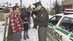 V problematických rómskych osadách bude hliadkovať viac policajtov