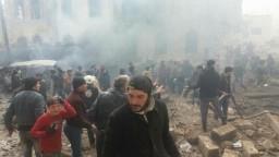 Bombový útok neďaleko tureckých hraníc zabil desiatky civilistov