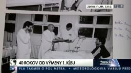Pred 40 rokmi vymenili v Prešove prvý bedrový kĺb