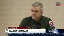 TB T. Gašpara o medializovaných vyjadreniach bývalého šéfa vyšetrovacieho tímu v prípade Gorila
