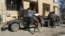 Iracká armáda dobyla univerzitu v Mósule, vyrábali tam aj drony