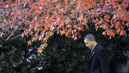 Končiaci Obama sa teší na život bežného Američana